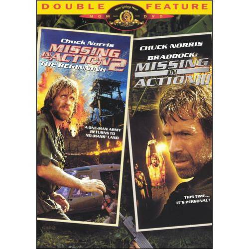 Missing In Action 2: The Beginning / Braddock: Missing In Action 3