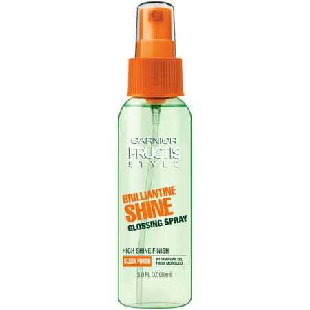 Garnier Fructis Style Spray Brilliantine Shine Glossing, 3 fl. oz.