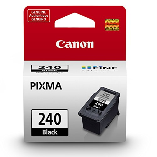 Canon FINE 5207B001 PG-240 Black Cartridge Ink