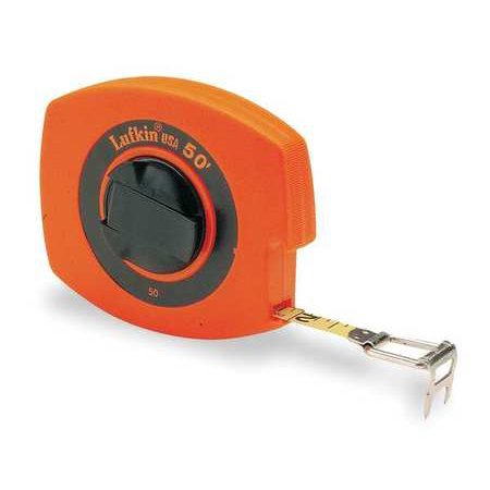 Lufkin Long Tape Measure, 50 - Lufkin Diameter Tape