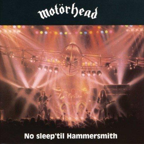 Motorhead - No Sleep 'Til Hammersmith [CD]