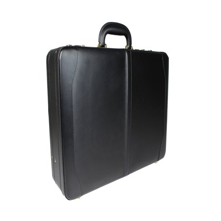 Avenues Executive Leather Expandable Attache
