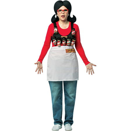 Bob's Burgers Linda Spice (Ginger Spice Costume)
