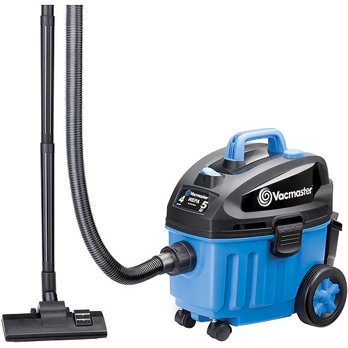 Vacmaster 4.2-Gallon 5.0-Peak HP Household Wet/Dry Vac, VF408
