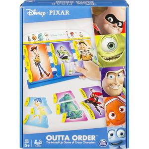 Spin Master Games Disney Pixar Outta Order