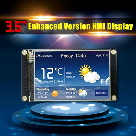 3.5'' Inch Nextion Enhanced HMI Intelligent Touch TFT LCD Module Display Panel LED Backlight