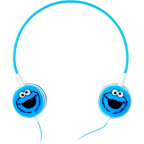 Dreamgear Cookie Monster Travel Headphones