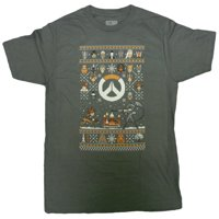 Overwatch Heroes Adult T-Shirt