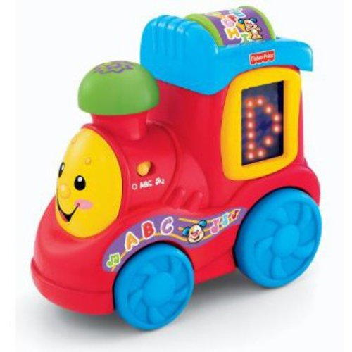 Fisher-Price Laugh and Learn ABC Express
