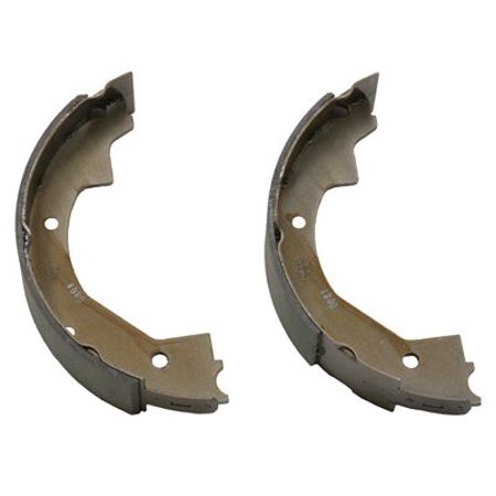 Husky Towing 30820 Trailer Brake Shoe  Shoe and Lining Kit; Fits Axle Tek/ Fayette and Dexter Trailer Brakes; 12 Inch x 2 Inch Electric Brakes - image 1 de 1
