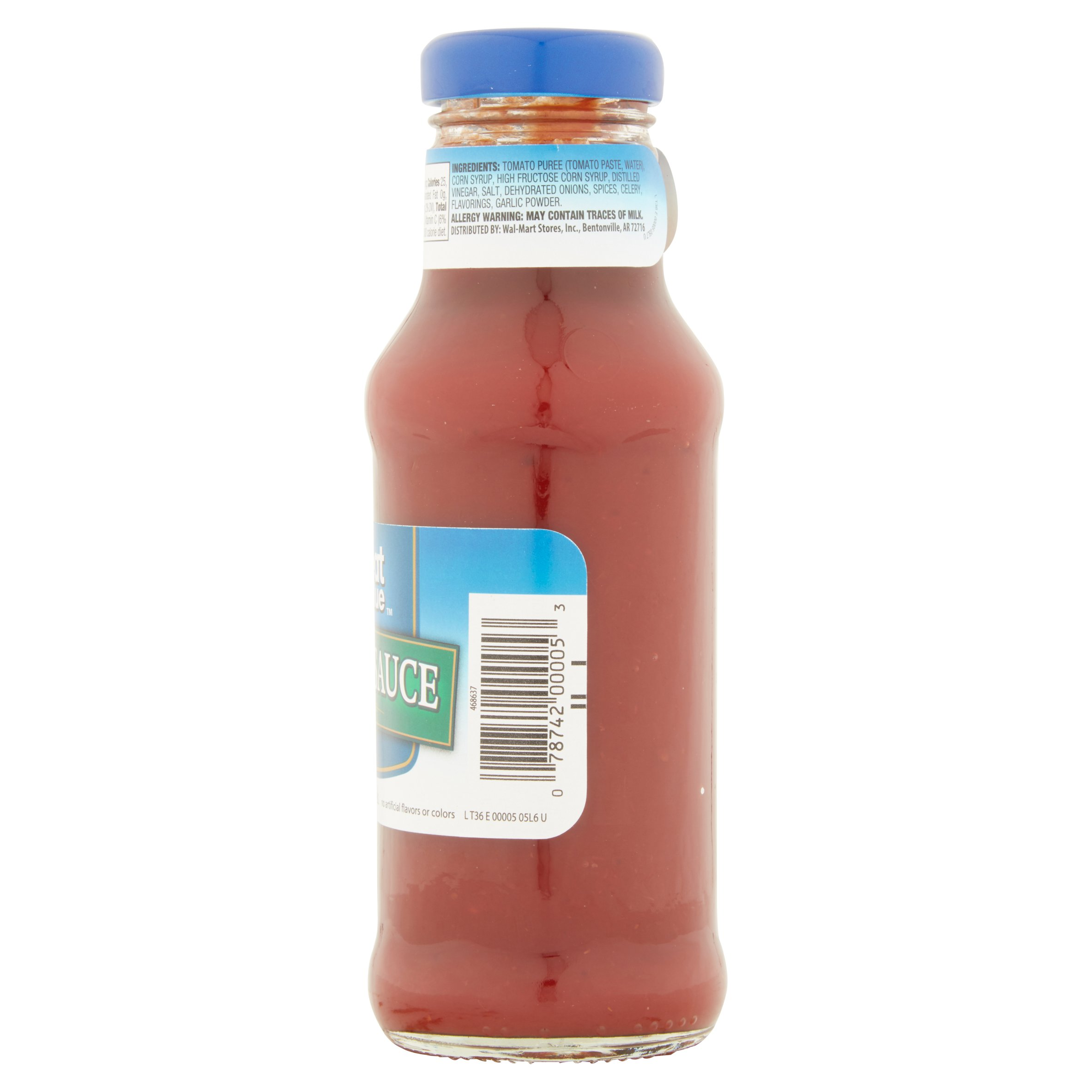 Great Value Chili Sauce, 12 fl oz - Walmart.com