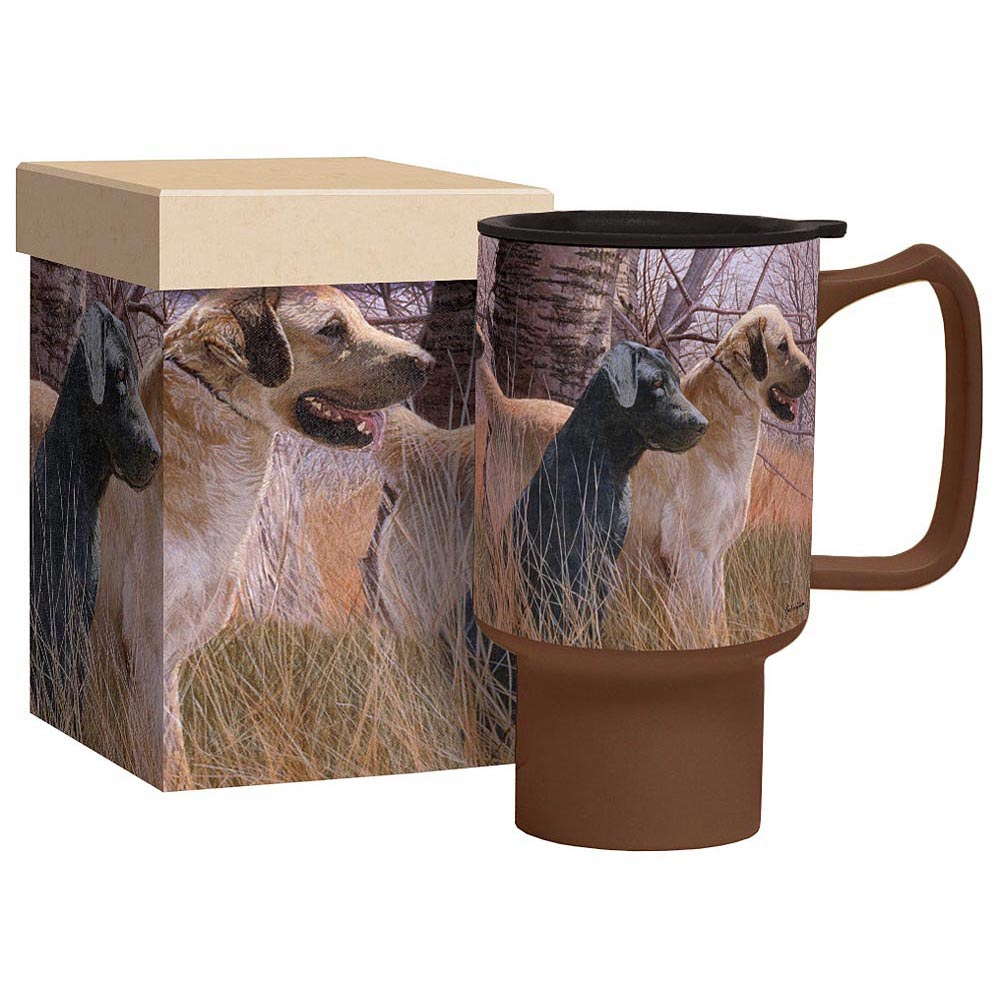 Lang 18 oz. Autumn Labs Travel Mug