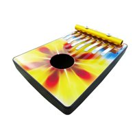 Tie Dye 8 Note Thumb Piano