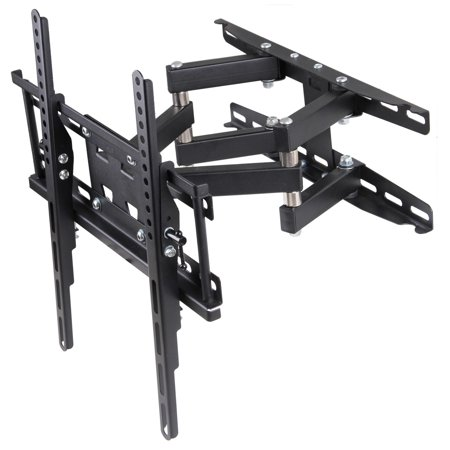 Husky Mount Full Motion TV Wall Mount - Fits most LED LCD HDTVs 32