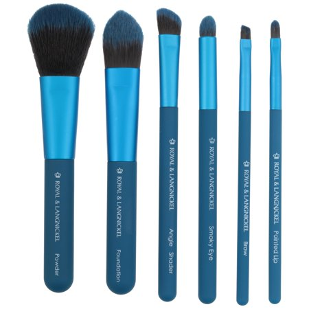 Moda™ Pro Makeup Brushes Total Face Flip Kit 7 pc Pack for $<!---->