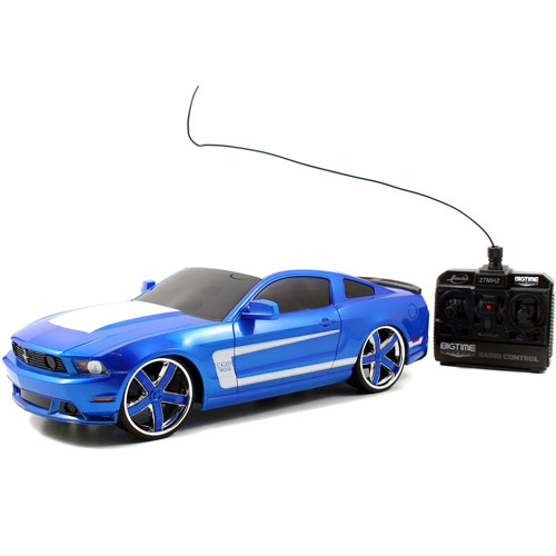 1:16-Scale Radio-Controlled 2012 Ford Mustang Boss 302