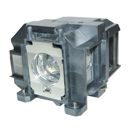 Lutema Replacement Lamp with Housing / Bulb for Epson