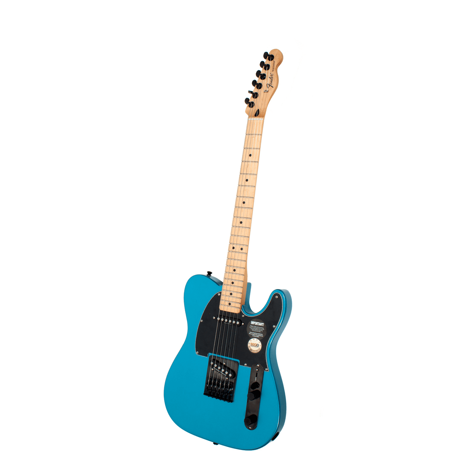 Fender Telecaster Tele Mod Electric Guitar Seymour Duncan SSL-4 Quarter Pound by