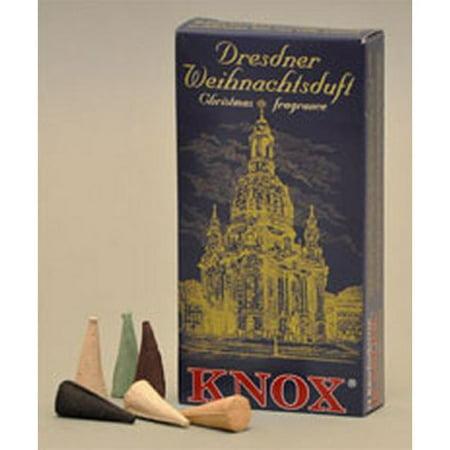 Pinnacle Peak Trading Co Knox Dresdner Christmas City German Incense Cone Variety Pack](Portland Trading Co)