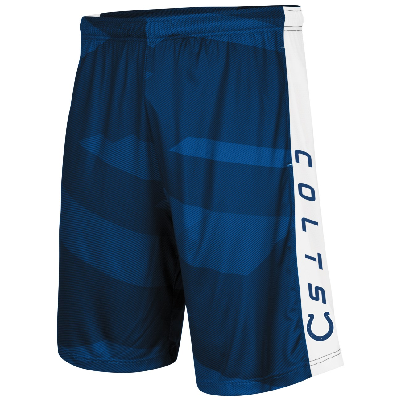 "Indianapolis Colts Majestic NFL ""Out Run"" Men's Synthetic Shorts"