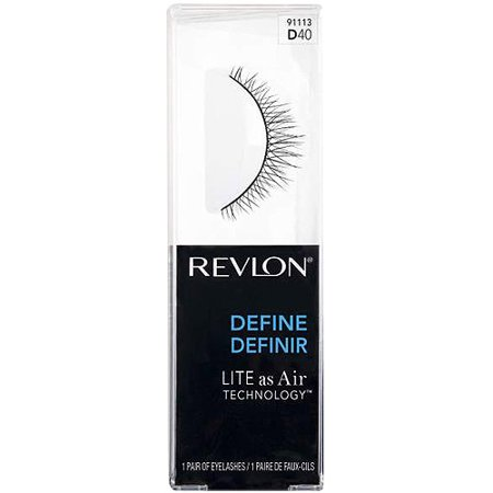 Revlon featherLITE DEFINE D40 Eyelashes (91113)