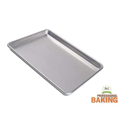Aluminium Commercial Baker's Half Sheet Tray