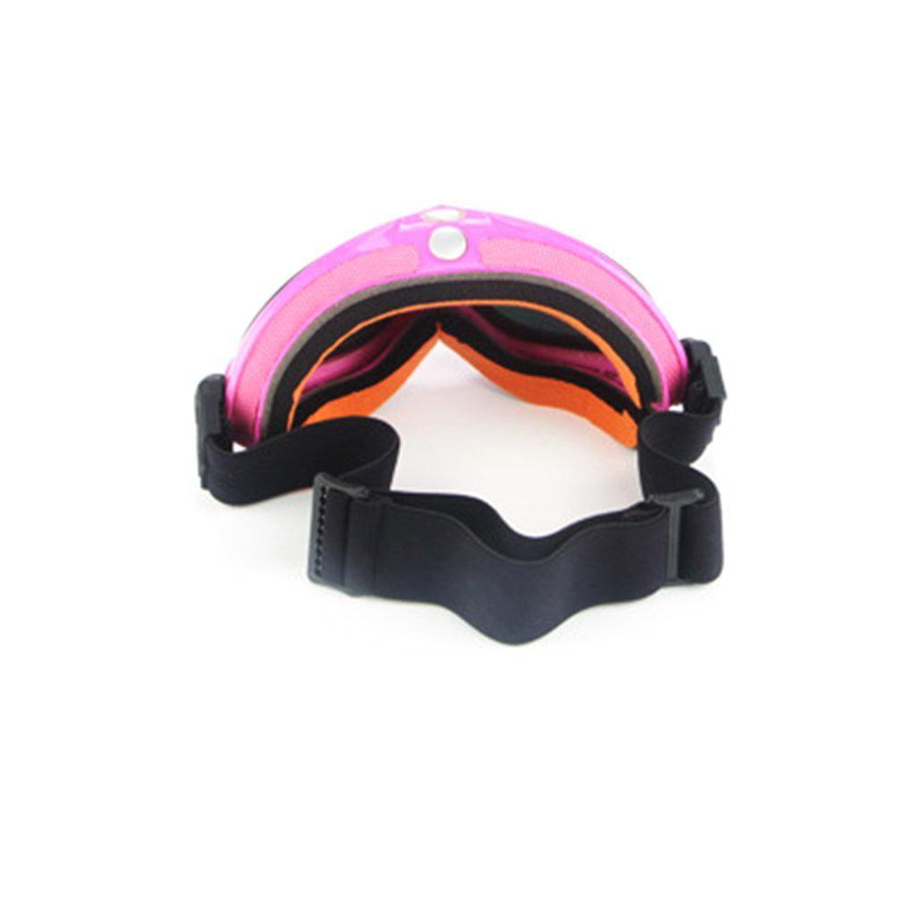 Double Layered Ski Goggles UV400 Skiing Snow Snowboard Eyewear Anti-sand Windproof Eyewear Unisex for Women Men HQ800 by