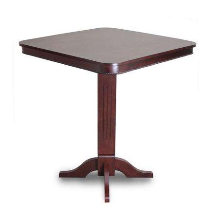 Imperial Pub Table: Mahogany (Imperial Florida Marlins Pub Table)