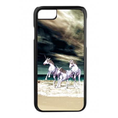 Unicorns on the Beach Design Black Rubber Case for the Apple iPhone 6 / iPhone 6s - iPhone 6 Accessories - iPhone 6s Accessories Case Dimensions (case length:) iphone 6s 5.5 inch case - iphone 6 5.5 inch case ; Case Dimensions (for iPhone with the following size screen:) iphone 6 4.7 case - iphone 6s 4.7 case ; This Apple iPhone 6 Case -  iPhone 6s is made of a durable rubber. TPU slim iPhone 6 Thin Case - iPhone 6s Thin Phone Case ; Black appleiphone6 case - 6s iphone case ; Bumper style iphone six case - iphone six s case ; These apple iphone 6 accessories - apple iphone 6s accessories feature a vibrant and everlasting flat printed image design. Beautiful, protective, essential and fun apple iphone 6 case - iphone 6s iphone case ; iphone 6s kids case - apple iphone 6 kids case - iphone 6 case for girls - iphone 6s case for girls - iphone 6 case for boys - iphone 6s kids case boys - iphone six case for teens - iphone 6s accessories for women and men