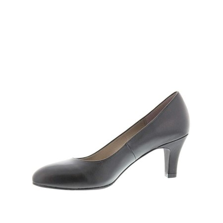 Rose Womens Leather - Array Womens Rose Leather Pointed Toe Classic Pumps