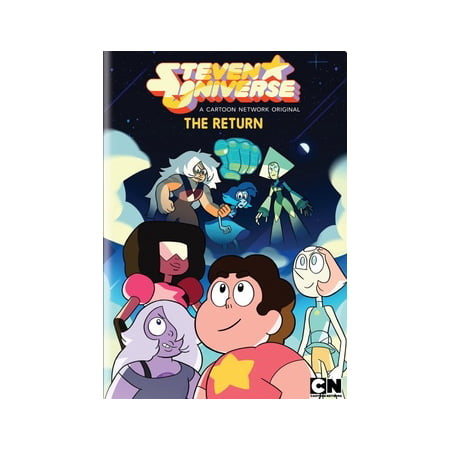Cartoon Network: Steven Universe - The Return Volume 2 (DVD) - Cartoon Network Halloween Dvd