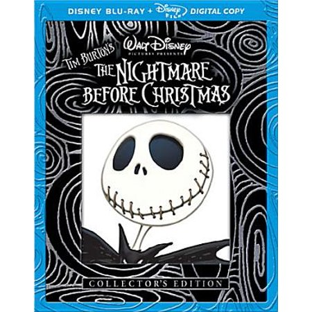 Tim Burton's The Nightmare Before Christmas (Blu-ray) (Collector's Edition)