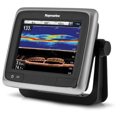 RAYMARINE A68 MFD WIFI 5.7; COMBO GPS/DOWNVISION TM DUCER