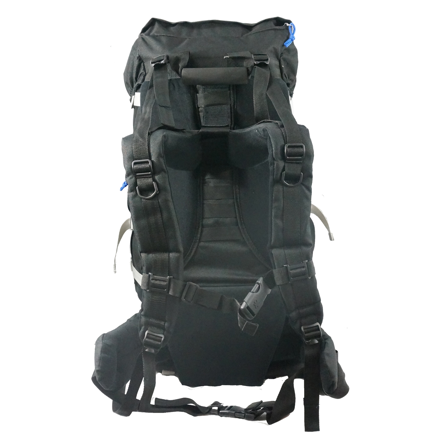 K-Cliffs Hiking Backpack Large Scout Camping Backpack Outdoor Travel Bag w Rain Cover Green by K-Cliffs
