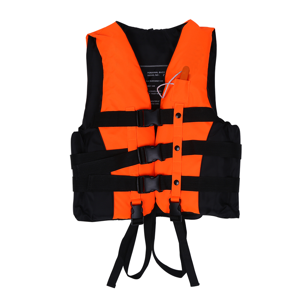EECOO Life jacket Life Vests Swimming Vest Children and Adult Life Jacket Buoyancy Aid Universal Swimming Boating... by