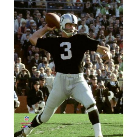Daryle Lamonica Super Bowl II Action Photo Print