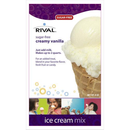 Rival Sugar Free Vanilla Icecream Mix