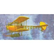 LINDBERG HL505/12 1/48 1911 Avro Biplane w/Puzzle Multi-Colored