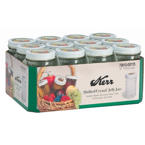 Alltrista Canning jar Set (Set of 12)