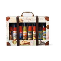 Dat L Do-it Global Hot Sauce Collection Gift Set, 8 Piece