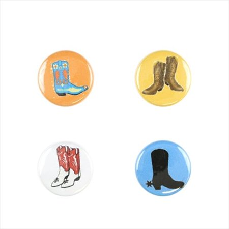 Il Bere C-JFF-C vins et boissons Charms Fun Collection - Bottes de cowboy - image 1 de 1