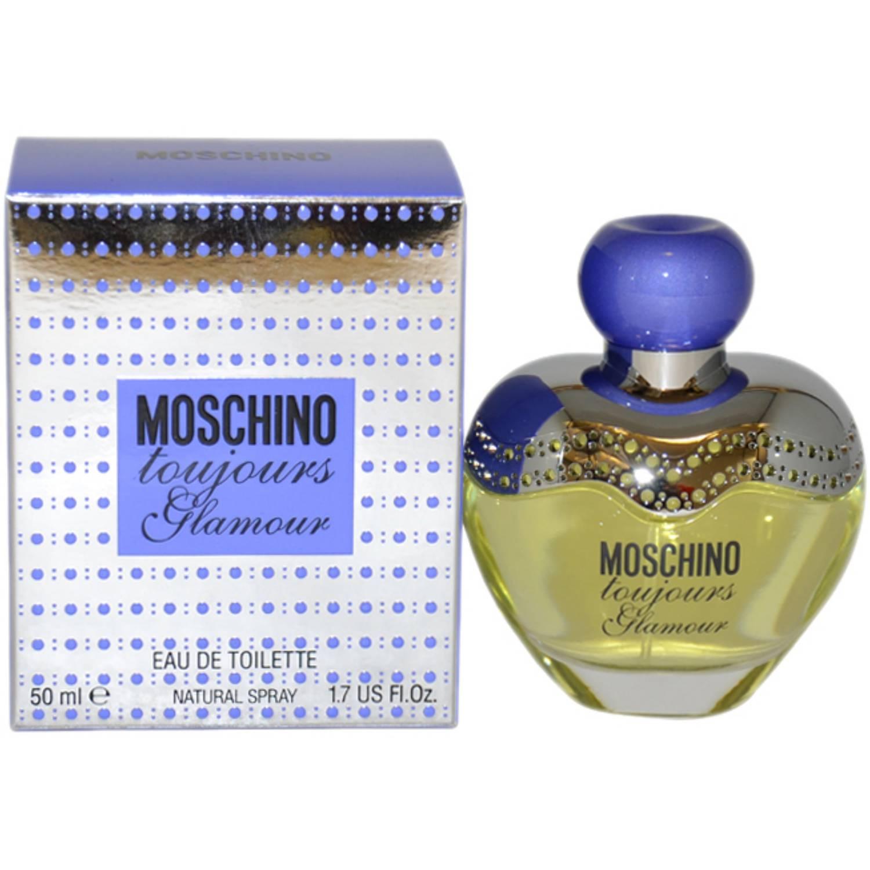 Moschino Toujours Glamour for Women Eau de Toilette, 1.7 oz
