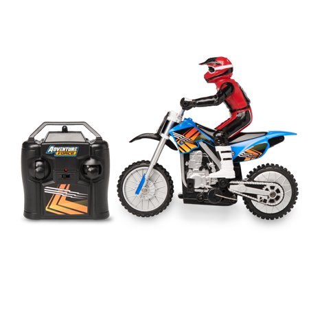 - Adventure Force Radio Control Motocross Bike
