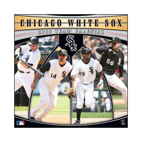 MLB Chicago White Sox 2009 Calendar