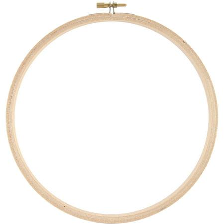Lap Quilting Hoops (Darice Wood Hoop 8