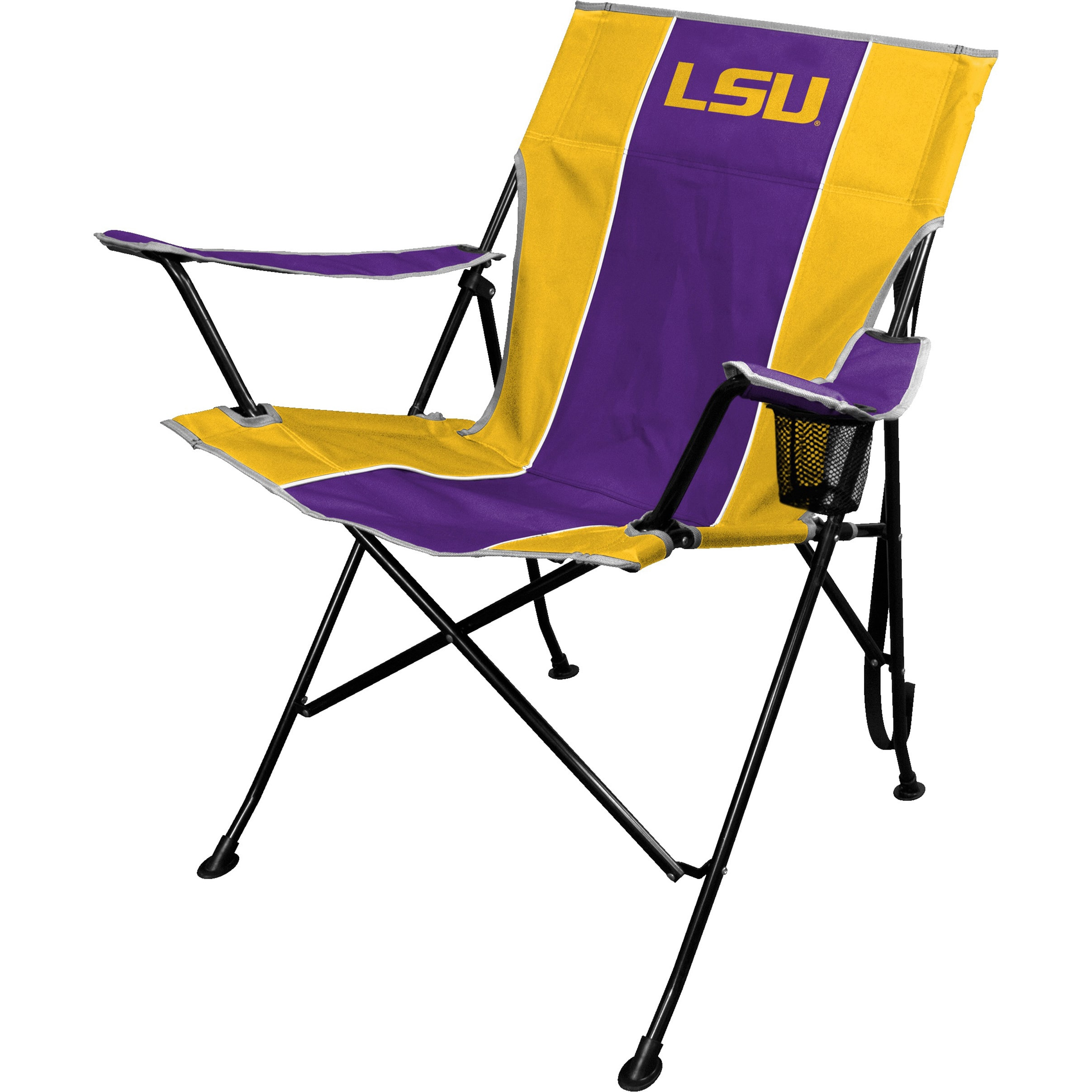 NCAA Louisiana State (LSU) Tigers Tailgate Chair by Rawlings ...
