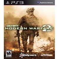 Refurbished Call Of Duty: Modern Warfare 2 For PlayStation 3 PS3 COD Strategy