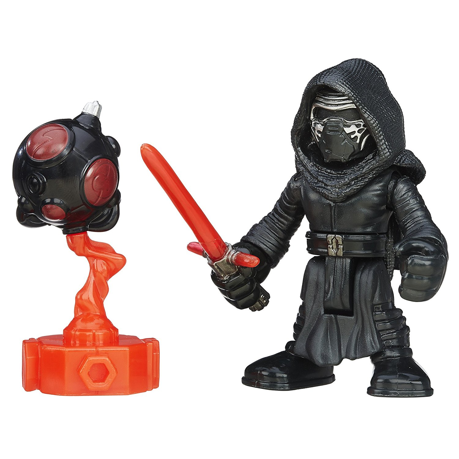 Heroes Galactic Heroes Star Wars Kylo Ren, Sized right for smaller hands By Playskool by
