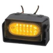 CODE 3 ESX1RD-A Sngl Hd Dash/Deck Light,LED,Ambr,3-3/4 W