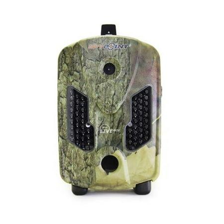 Spypoint 10Mp 4G Verizon Cellular Trail Camera Hd 62 Led Camo 267445